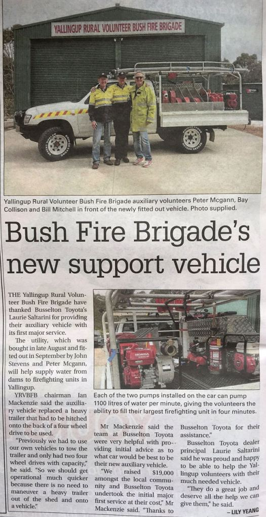 Busselton-Dunsborough Mail October 5, 2016