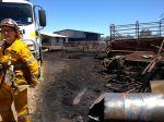 Wonnerup South Road Fire, Yalyalup Jan 29