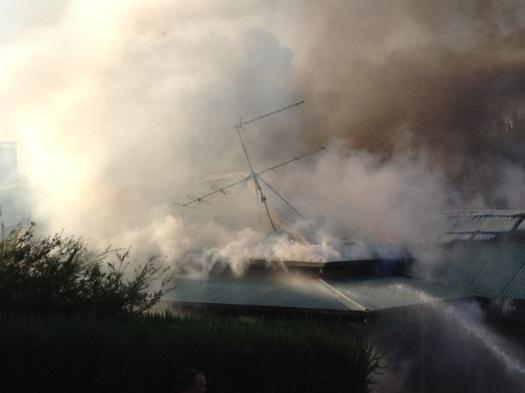 Cairh Hill Fire