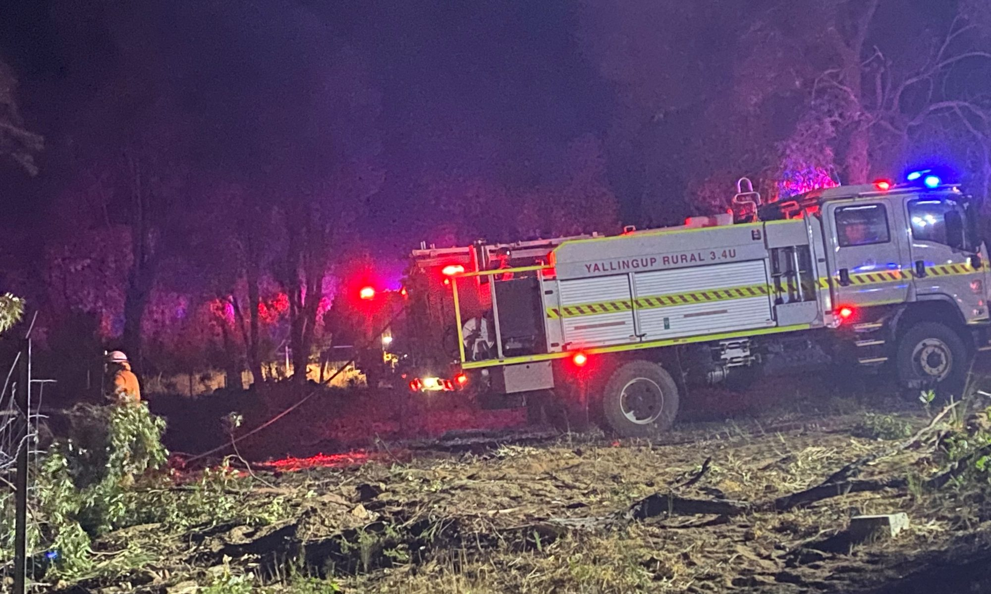 Yallingup Rural Volunteer Bush Fire Brigade